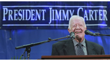 Jimmy Carter set to become longest-living president