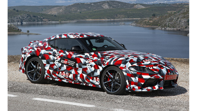 New Toyota Supra could get manual transmission, but not in US