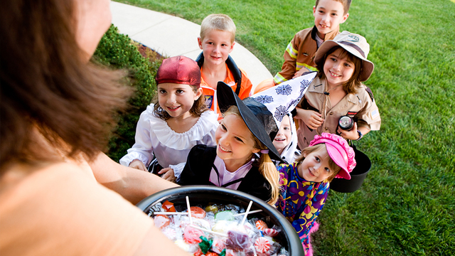 See when your kids can trick-or-treat on Halloween
