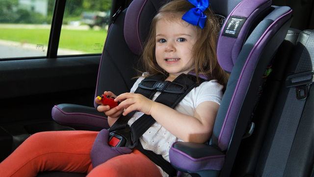 Illinois Children Under 2 Must Ride In Car Seats Starting January