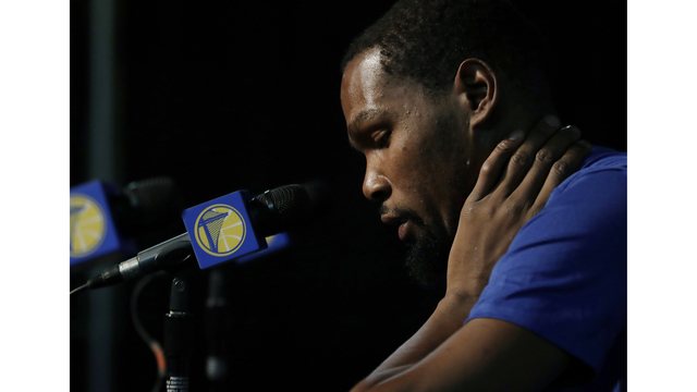 Kevin Durant feels the love in NBA s return to Seattle 620bf42c2