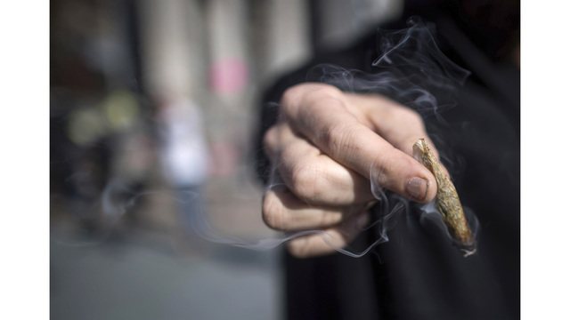 One month after legalization, few arrested for