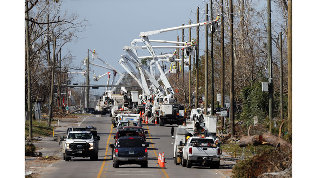 Regulators approve Duke Energy hurricane costs