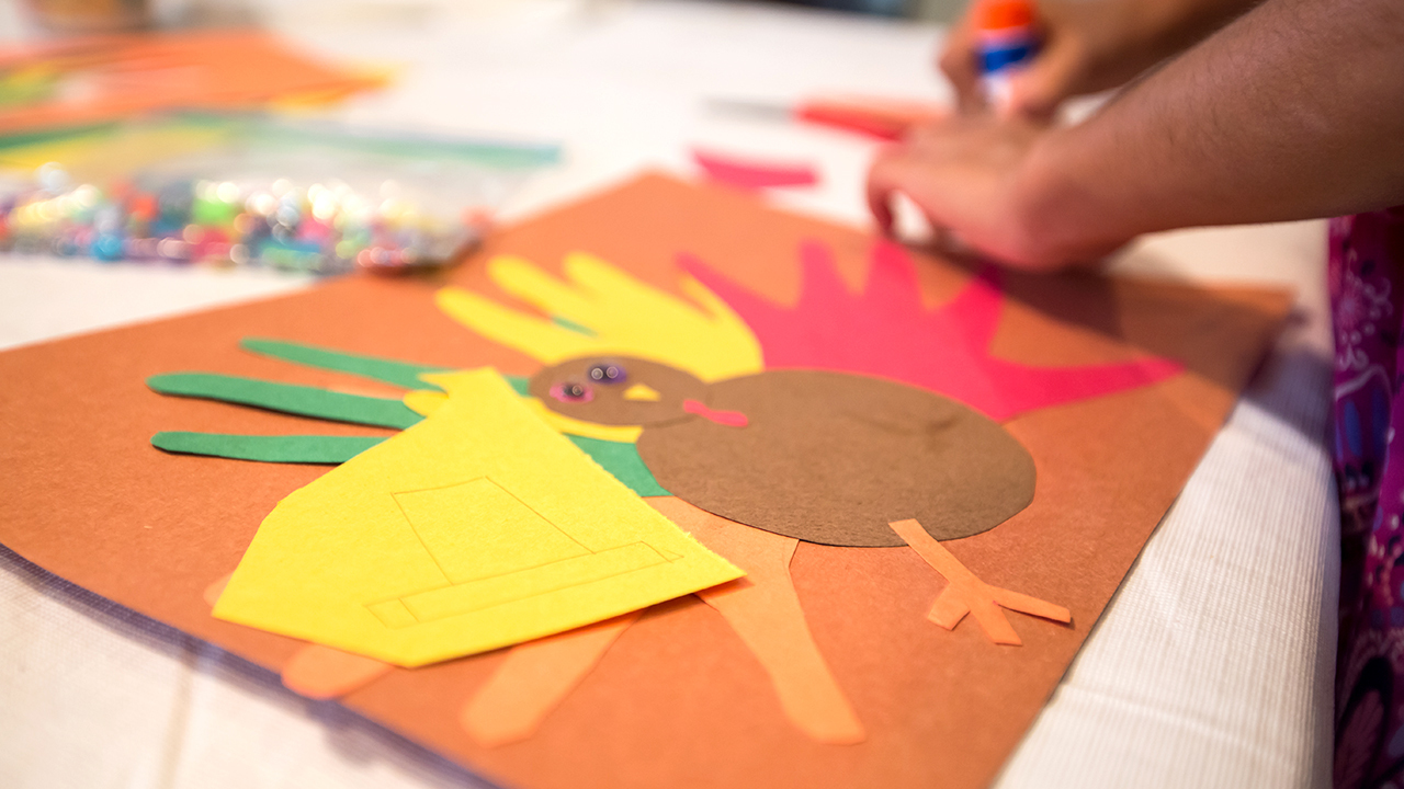 Fun and simple thanksgiving craft ideas for kids