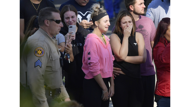 Southern California city mourns in wake of bar massacre
