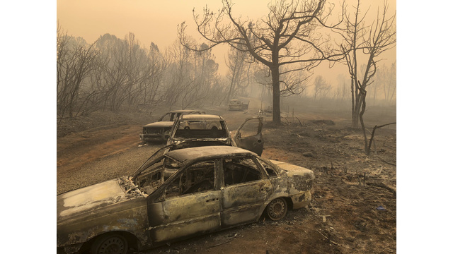 'Nothing here': Returning to rubble in Northern California