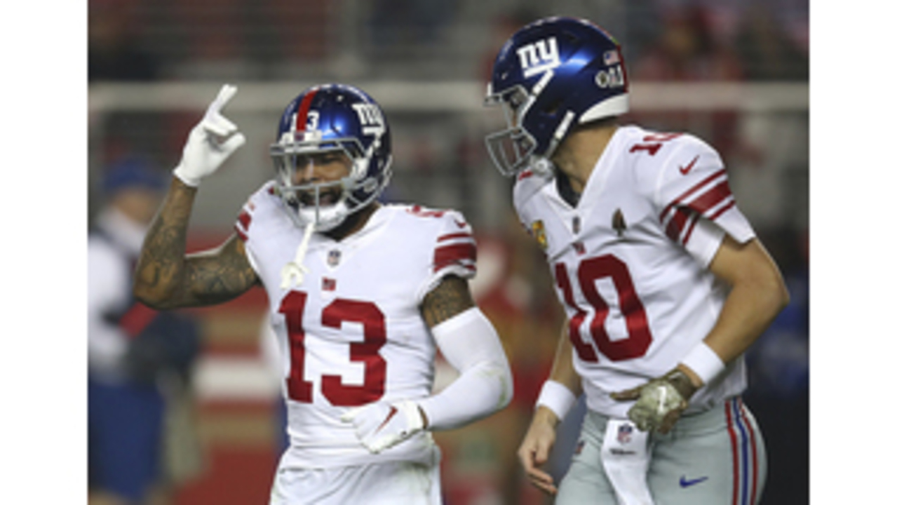 f9846f13 Manning's late TD pass leads Giants past 49ers 27-23 - MYARKLAMISS