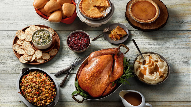 Add Safety to your Thanksgiving Menu