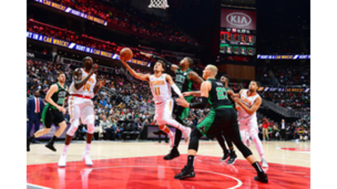 938dc475344 Baynes, Tatum combine for 30 points in Celtics' easy win