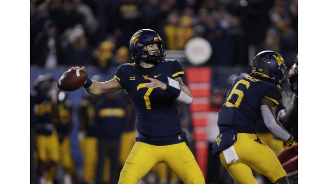 WVU quarterback Will Grier will not play in bowl game, eyes NFL draft