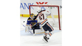 McDavid lifts Oilers over Blues in SO