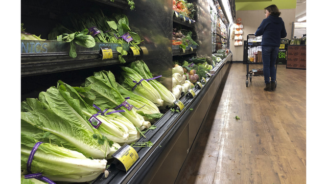 The romaine lettuce E. coli outbreak is officially over
