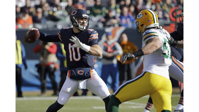 Bears clinch NFC North with 24-17 victory over Packers c17a19795