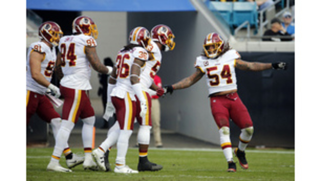 c7c648a3 Johnson leads Redskins to late scores, 16-13 win at Jaguars ...