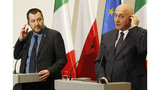 Italy's Salvini seeks to build new European order with Poles