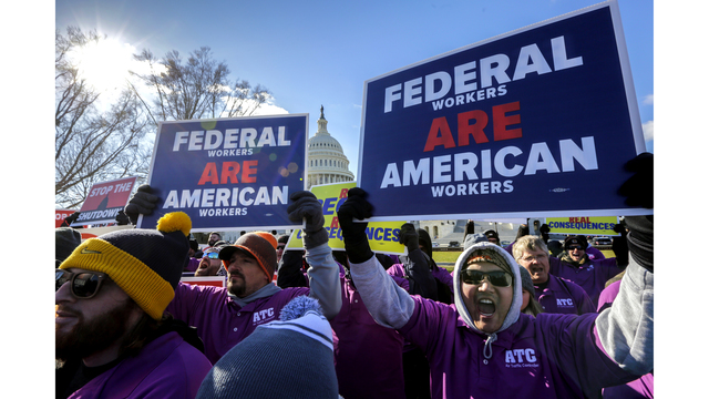 Free admission, assistance offered to federal employees across New Mexico