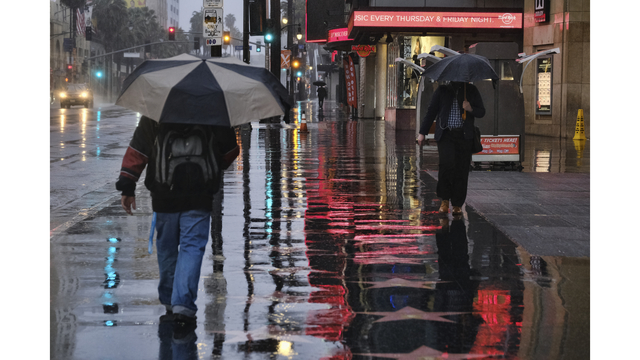 Last round of stormy weather to hit California