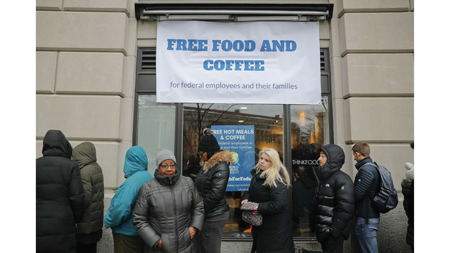 Ways to get help, give back during the government shutdown