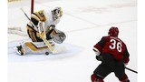 Kessel lifts Penguins over Coyotes in OT