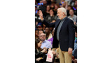 Popovich ties Riley for road wins&#x3b; Spurs beat Wolves 116-113