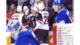 Hinostroza helps Coyotes top Leafs 4-2