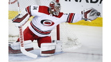 Hurricanes beat Stars 3-0 to move into wild-card playoff spot