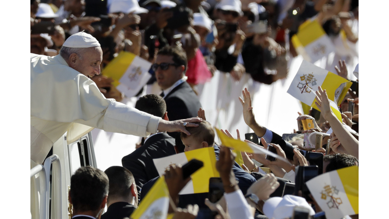 Pope Francis To Hold Historic Mass On Arabian Peninsula Binghamtonhomepage