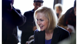 The Latest: Gillibrand accuses Trump of dividing people