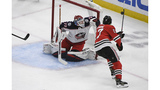 Panarin nets 2 in Chicago as Jackets win