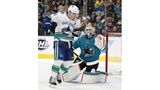 Sharks beat Canucks for 7th win in 8