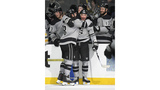Bruins down Kings for 5th win in row