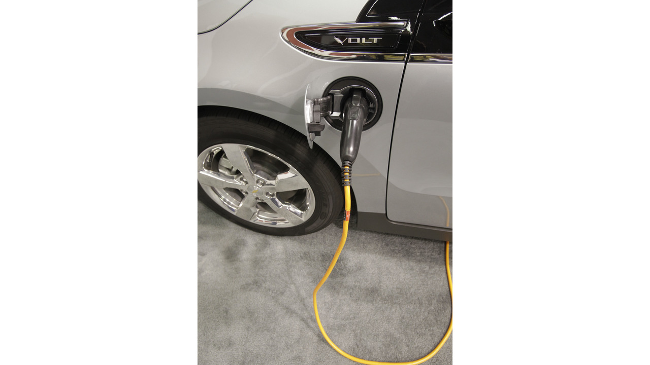 First Video County Rolls Out New Chevy Volt Electric Car Fleet
