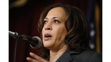 Kamala Harris joins impeachment call during Democratic town hall