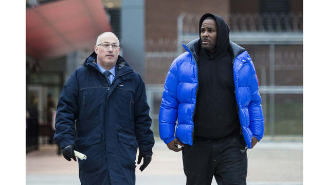 Lawyer Enters Not Guilty Plea For R Kelly In Sex Abuse Case