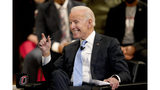 Biden enters Democratic race with strong anti-Trump theme