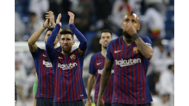 Madrid Pride On Line In 2nd Straight Clasico Against Barca