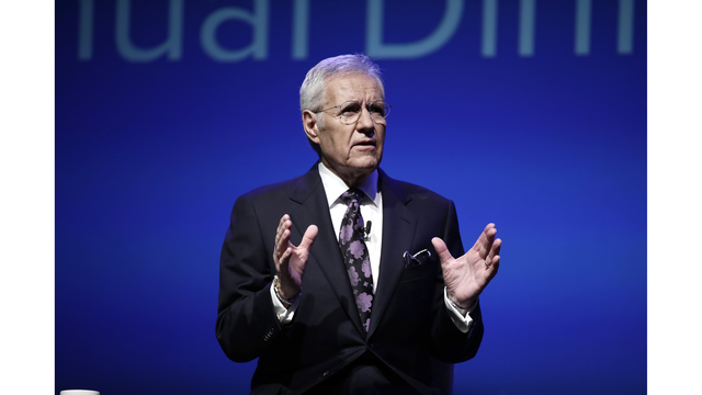'I'm a lucky guy' Alex Trebek thanks 'Jeopardy' fans for get well wishes