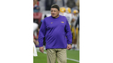 LSU to consider Orgeron raise, extension