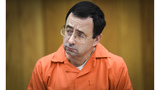 Michigan's top court rejects appeal of Nassar sentence