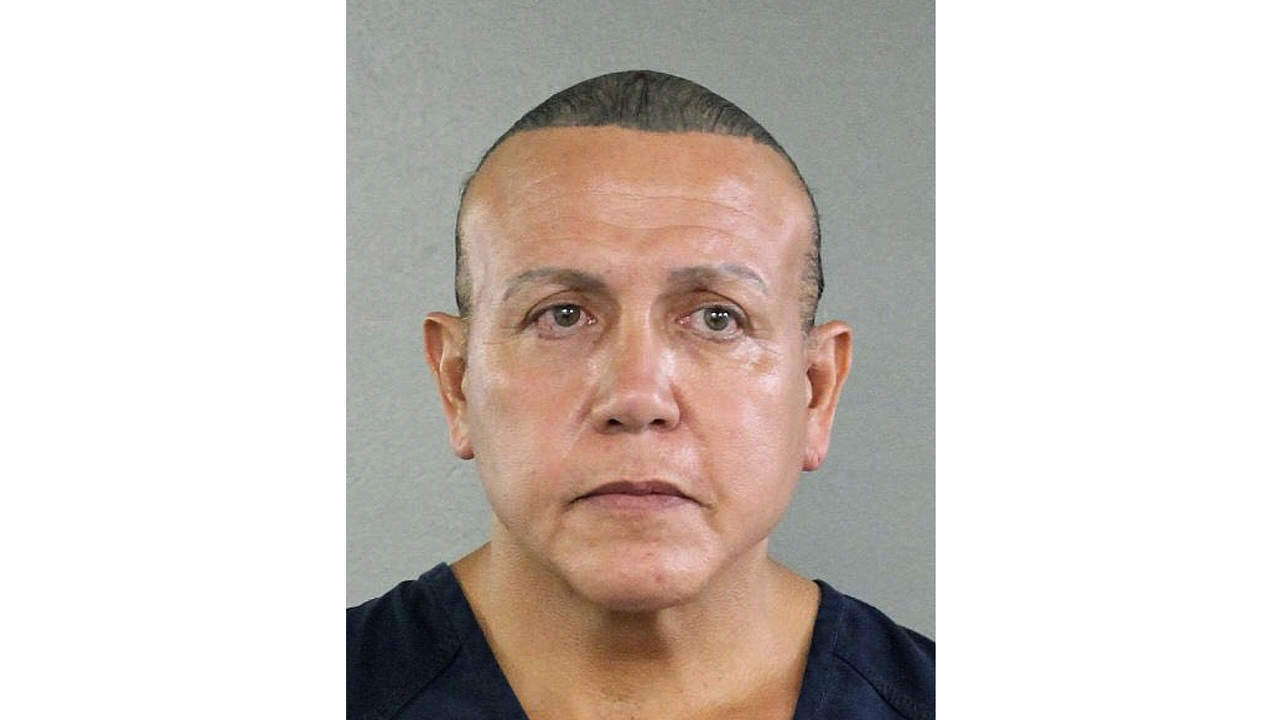 e2a74052d6f Florida man pleads guilty to mailing bombs to Trump foes
