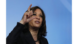 Kamala Harris calls for federal investment on teacher pay