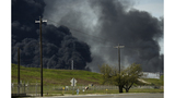 Cleanup of Texas chemical plant hamstrung by new fire, spill