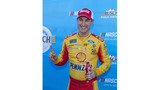 Logano to lead 2 rows of Fords