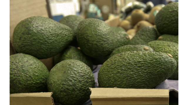 Grower recalls avocados sold in NC over possible listeria