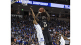 Top-seeded Duke narrowly survives UCF 77-76 to advance to Sweet 16