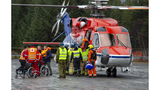 Terror at sea: Helicopter rescues frighten cruise passengers