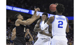 Duke-UCF thriller helps boost TV ratings for NCAA Tournament