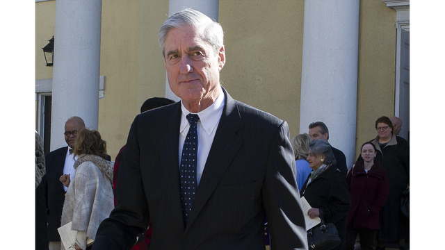 Justice Department expects to release Russia report Thursday