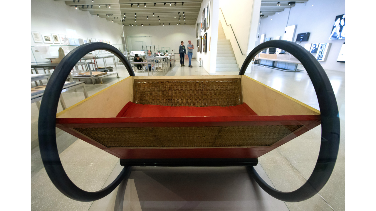 2df072b3f1 German birthplace marks Bauhaus centenary with new museum