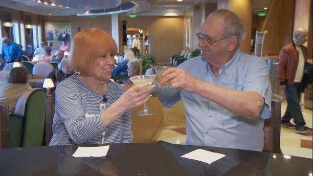 Woman takes 291 cruises over past 30 years